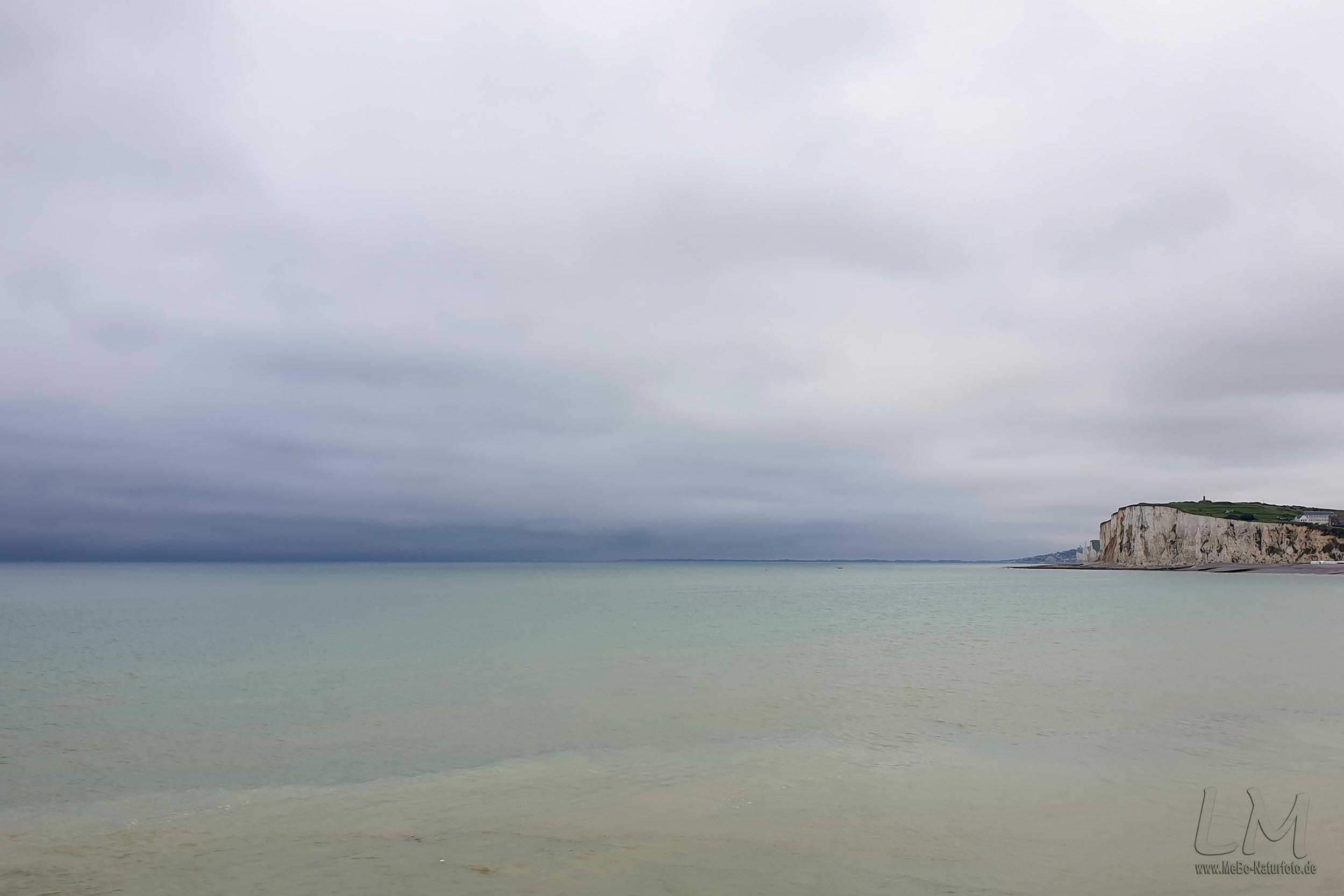 Steilküste bei Ault